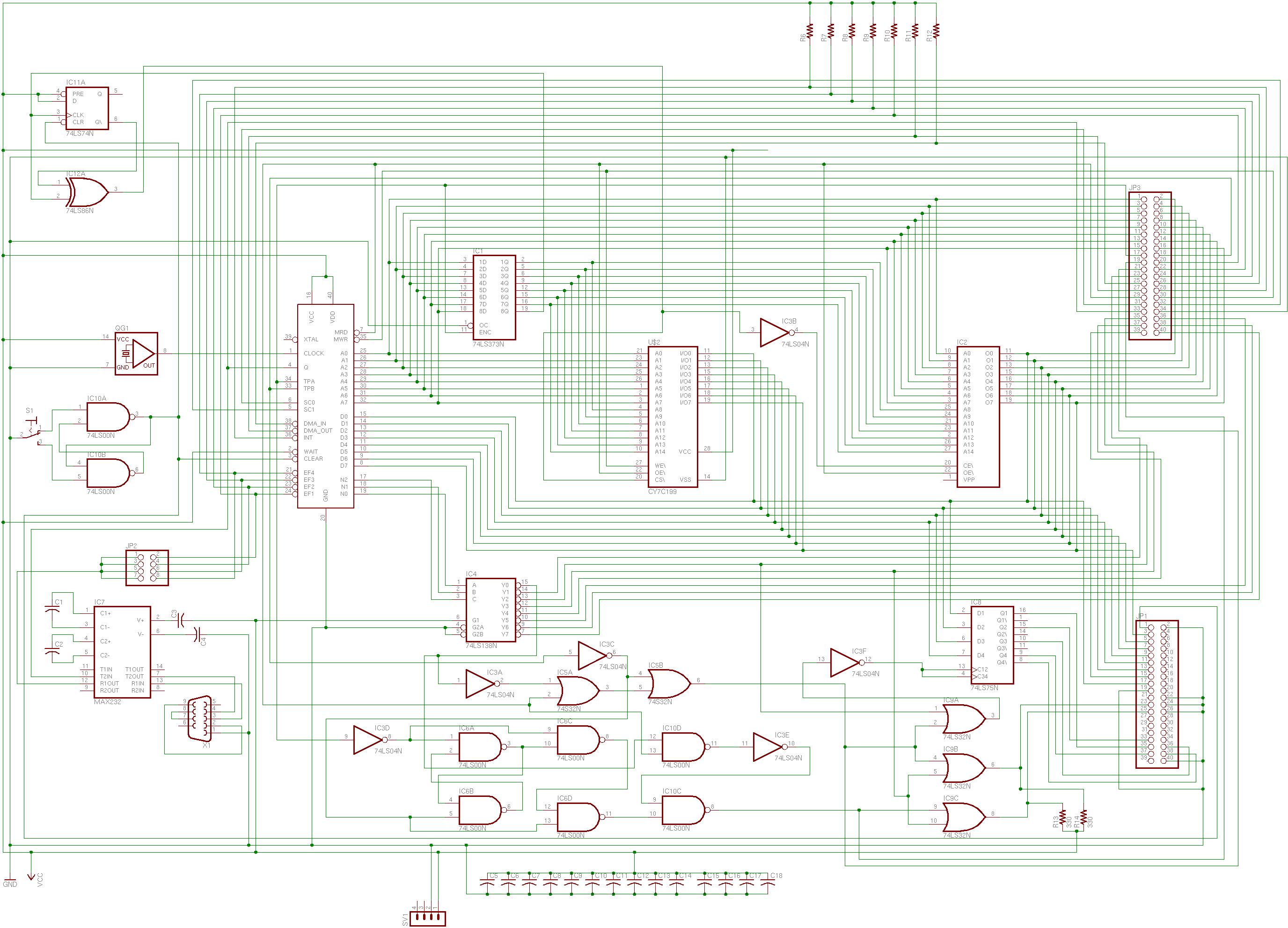 Elf Hardware Schematic In Addition Schematics Eagle Files On Sch File